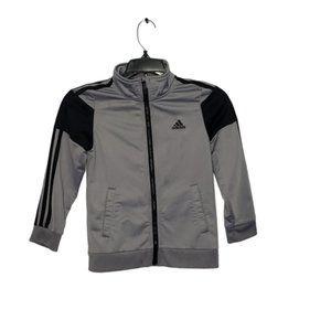 💥5/$25 ADIDAS full zip jacket size 7